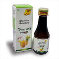 Ownzyme Junior Syrup