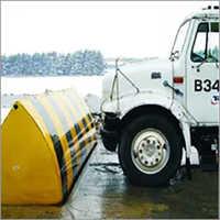 Road Blocker Barrel