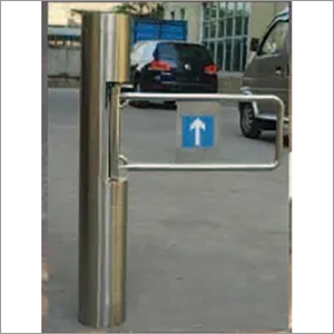 P Type Flap Barrier