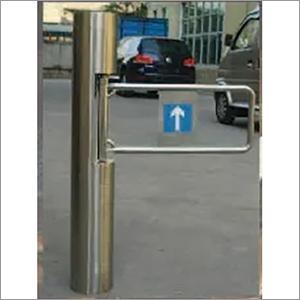 P Type Flap Barrier