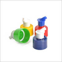 28MM Pull Push Nozzle Cap