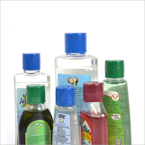Plain Hair & Care Type Cap With Bottle