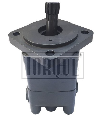TMS Short Hydraulic Motor with Disk Valve