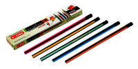 Multicolored Printed Pencil Set