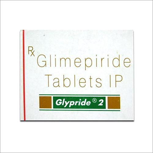 Glimepiride Tablets 2 mg