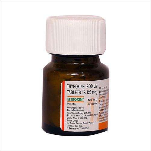 125 mcg Thyroxine Sodium Tablets IP