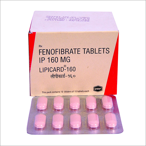 Fenofibrate Tablets 160 mg