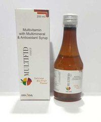 Multivitamin With Multimineral And Antioxident Syrup