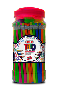 Lezing Trio Pencil Jar