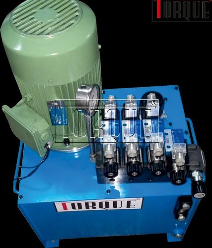 Torque Hydraulic Power Packs for Press Industry