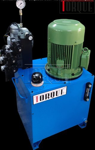 Torque Hydraulic Power Pack For Industrial Automation