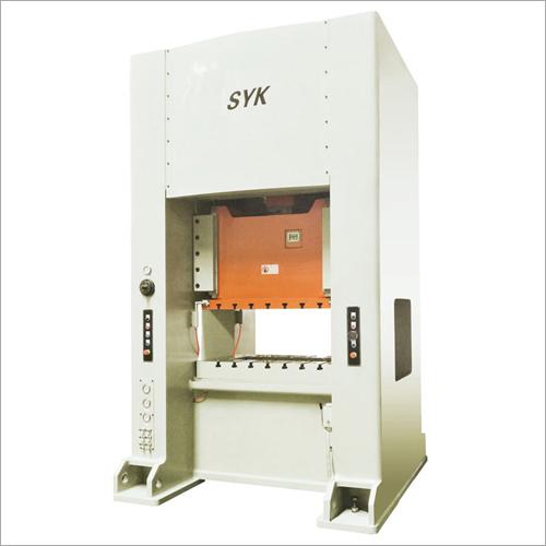 Frame Single Point Stamping Punch Press Machine