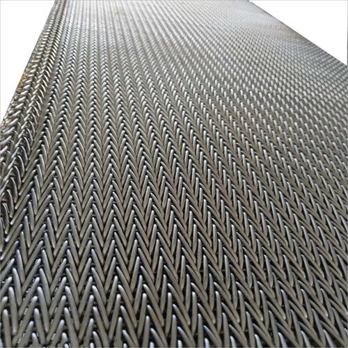 Stainless Steel Wire Herringbone Wire Mesh Belt