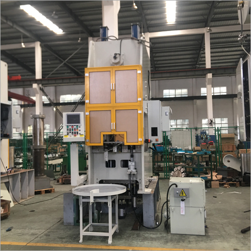 Ungrouped Compacting Press Machine
