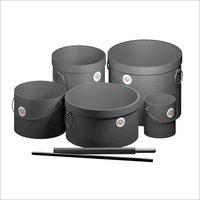 Bulk Density Cylindrical Metal Measure (ISI)