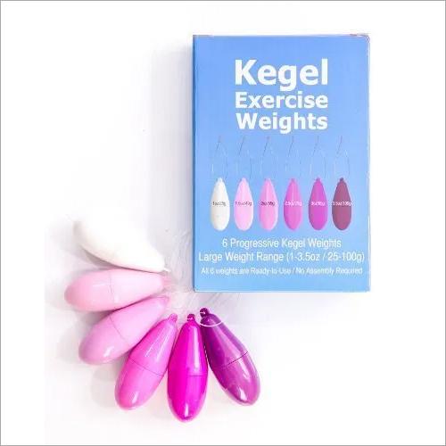 Kegel Exercise Weights 25-100g