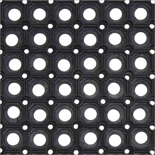 Hollow Ring Rubber Mats
