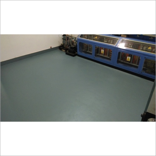 Blue 3 Layers Anti Static Table And Floor Mats