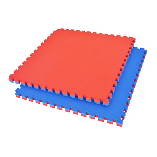 25 Mm Thick Judo Inter Connecting Mats Size: 1 Mtr X 1 Mtr