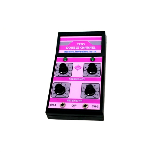 Mini TENS 2ch with 4Electrodes