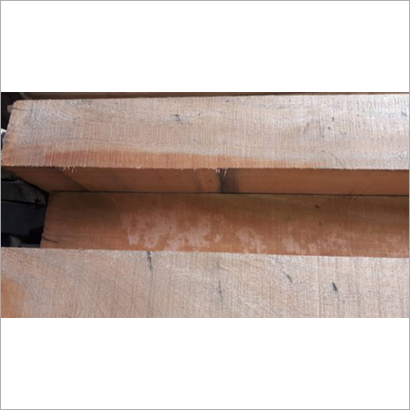 Local Rectangular Lamboo (Red Hardwood)