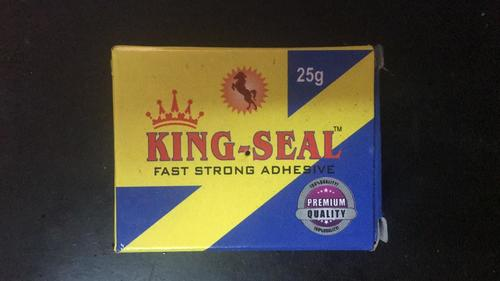 King seal adhesive