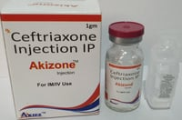 1gm Ceftriaxone Injection