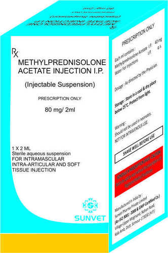 Methylprednisolone Acetate Injection