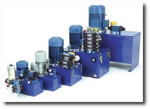 Hydraulic Power Pack AC
