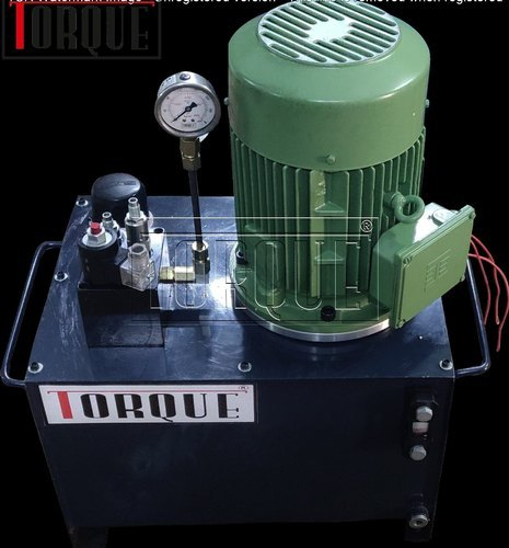 Hydraulic Power Pack For Goods Lift