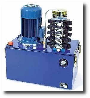 Hydraulic Power Pack IEE 50