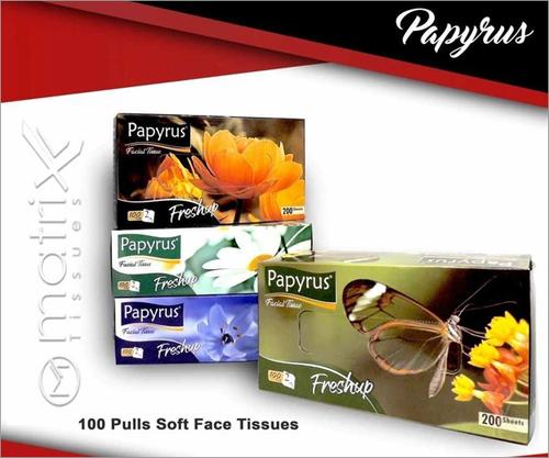 Freshup Premium Facial Tissues