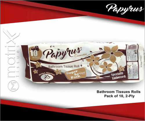 Papyrus Bathroom Tissue Rolls