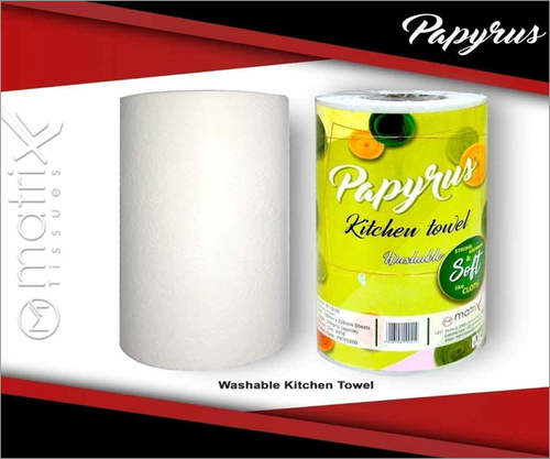 Papyrus Long-Lasting Washable Kitchen Towel