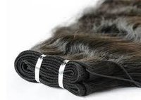 Remy Bulk Machine Weft Human Hair Extensions