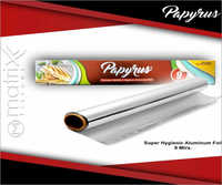 Papyrus Food Grade 9 MTRs Advanced Aluminum Foil