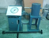 Pullout Test Apparatus