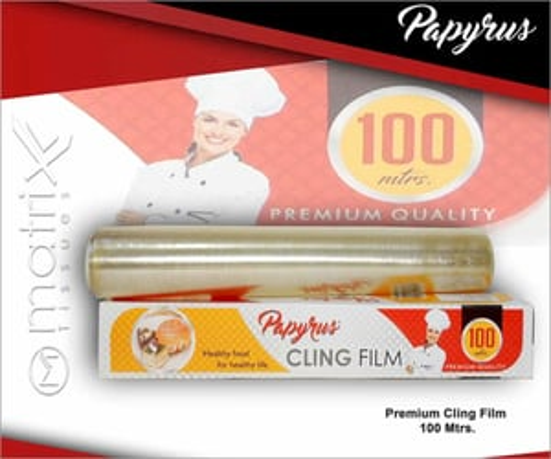 Papyrus Premium Cling Film 100MTRs