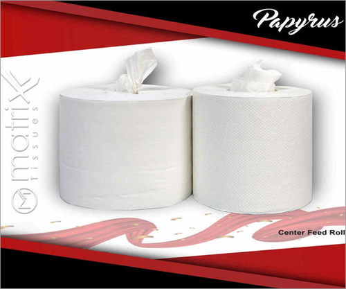 Papyrus Center Feed Roll
