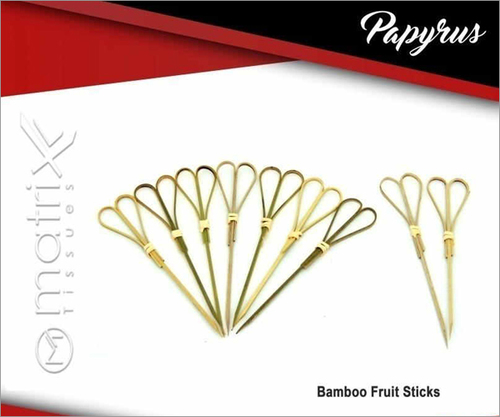 Bamboo Fruit Sticks
