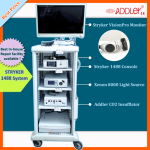 """Stryker 1488  Cmos Camera System Full Tower With 26"""" Vision Pro Led Hd Monitor"""