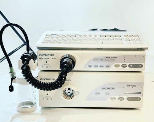 Olympus Cv 160 Camera System
