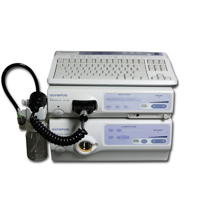 Olympus CV-180 CLV-180 Evis Exera II Endoscopy System Features