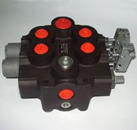 Hydraulic Directional Control Valves PX-120 Heavy Duty