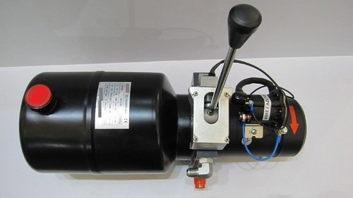 DC Hydraulic Power Pack 12 V