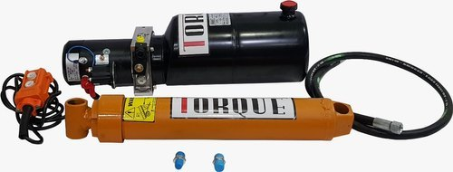 DC Hydraulic Powerpack Tipper Kit-Single Acting