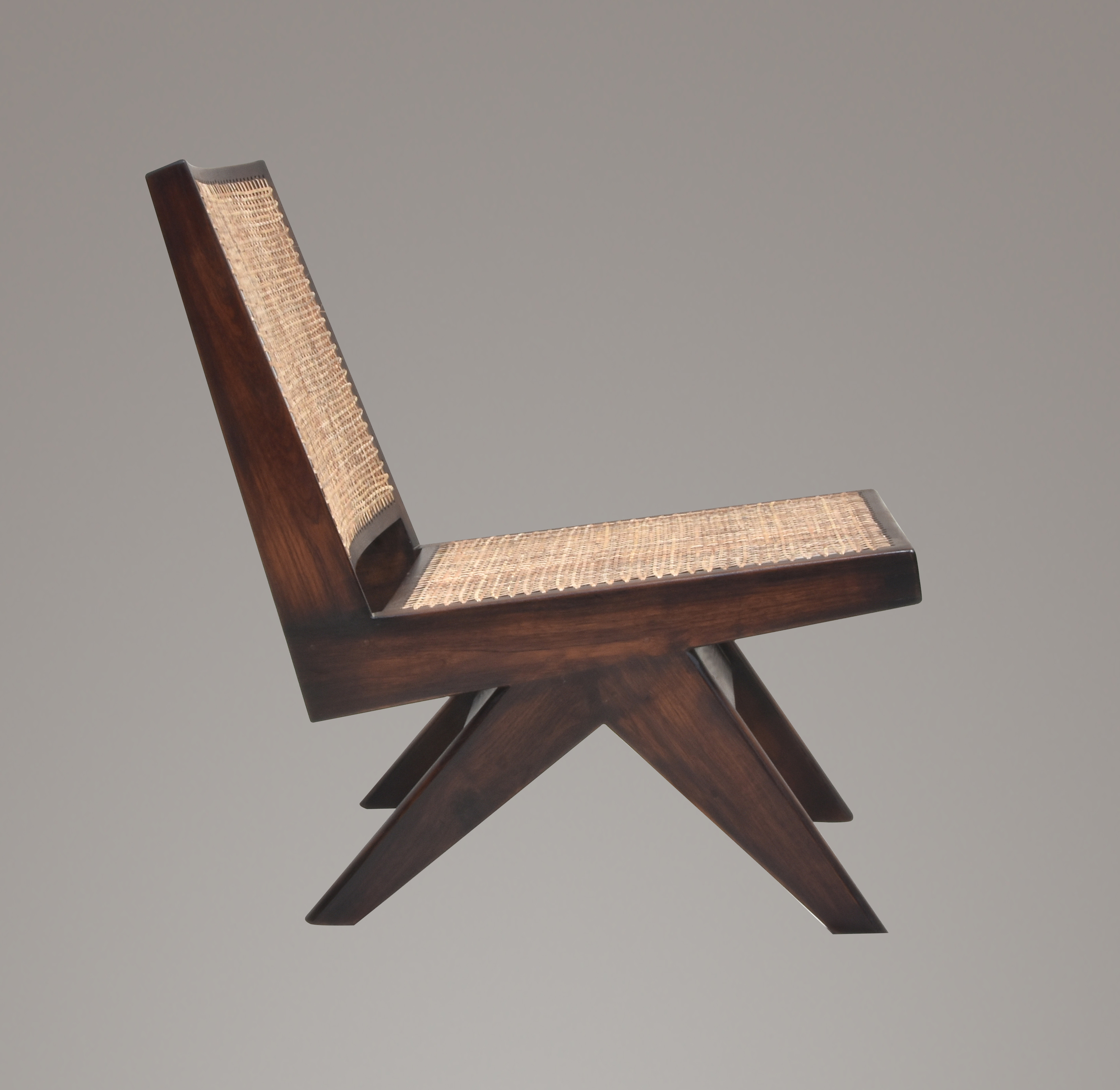 Pierre Jeanneret Armless Easy Chair