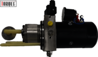 12Volt and 24Volt DC Hydraulic Power Pack
