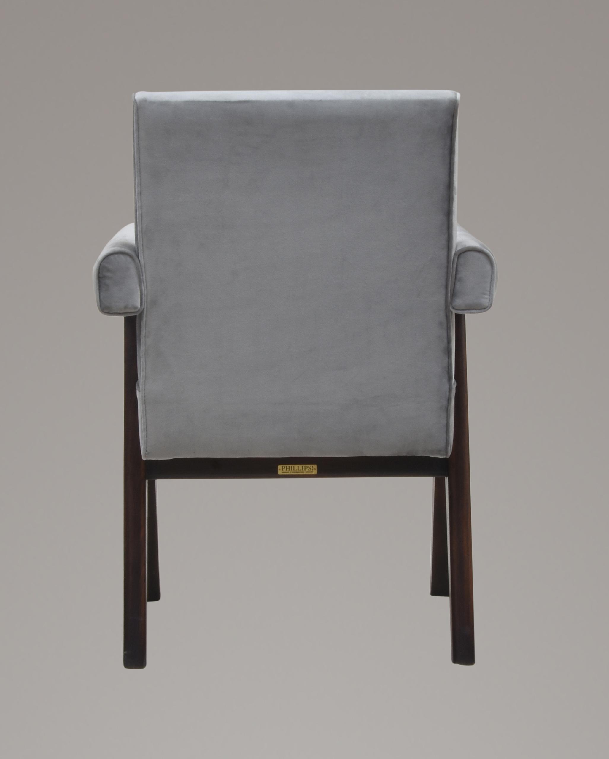 Pierre Jeanneret Senate Chair