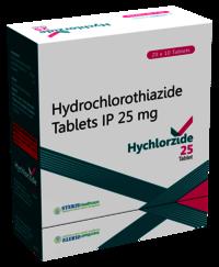 Hydrochlorothaizide 12.5/25